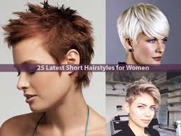 25 latest short haircuts for women u0026 how to style hairstyle for