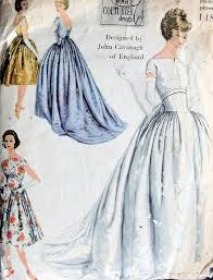 vogue wedding dress patterns vogue 148 vintage sewing patterns fandom powered by wikia