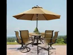 Patio Set Umbrella Patio Table Umbrella Design Ideas