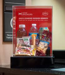 snack delivery hton hotels treats guests to even sweeter stay hton global