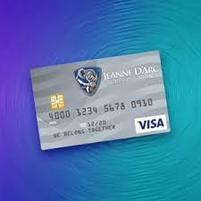 jeanne d u0027arc credit union u2013 visa credit card applications within
