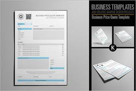 25 price quote templates free excel word pdf format creative