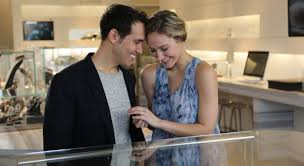 buying engagement ring should you go ring shopping together the plunge