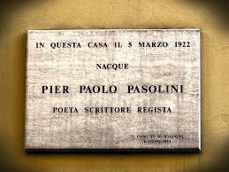 a casa bologna file targa commemorativa casa natale di pier paolo pasolini