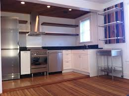 Kitchen Wainscoting Ideas Kitchen Stainless Steel Floating Shelves Kitchen Wainscoting