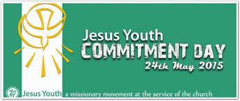 jesus youth commitment day liturgy jesus youth
