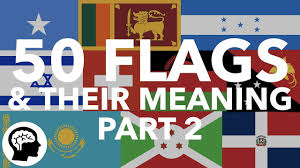 Dominican Republic Flag Meaning 50 Flags And Their Meaning Part 2 Youtube
