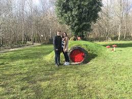hobbit hole hobbit hole fairy garden picture of oakfield park raphoe