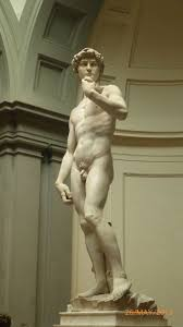 statue of david by michelangelo firenza italia italia come