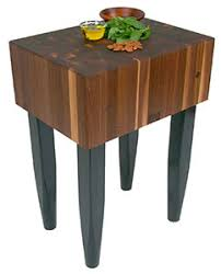 john boos butcher block table amazon com john boos pca2 walnut wood end grain solid butcher block