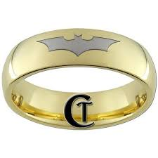 Batman Wedding Rings by 116 Best Rings For Both Images On Pinterest Camo Rings Wedding