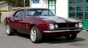 madera maroon 1967 camaro paint cross reference