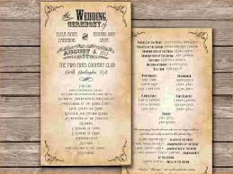 wedding program templates free online invitations wedding program free templates wedding programs
