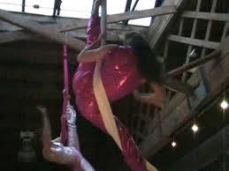 Curtain Dancing Dancing The Aerial Curtain Youtube