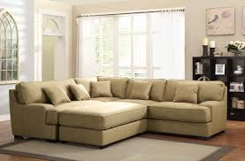 Country Living Room Furniture Sets Furniture Oversized Sectionals Sofa In Cream With Matching