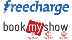 bookmyshow offer freecharge bookmyshow offer get upto 25 cashback