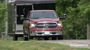 Dodge Ram Ecodiesel - video towing with the 2016 ram 1500 ecodiesel the car guide