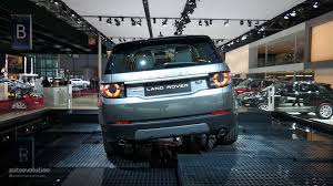 discovery land rover back land rover discovery sport makes its paris debut live photos