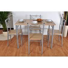 table et 4 chaises tuti table 4 chaises chêne clair troc 3000 fréjus