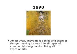 Art And Design Movements Timeline History Of Graphic Design