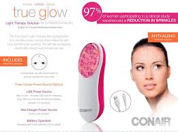 my skin buddy light therapy amazon com true glow by conair light therapy solution anti aging