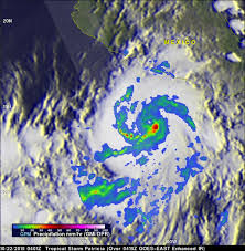 patricia to hit mexico as dangerous major hurricane wxshift