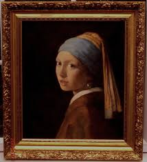 vermeer girl with pearl earring painting dubai our paintings