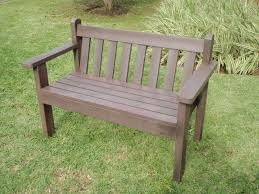 recycled plastic garden furniture bench recycled plastic garden