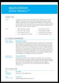 Resume Accent 30 Cv U0026 Resume Design Templates To Get You Noticed