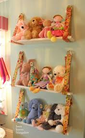 25 best stuff animal storage ideas on pinterest kids bedroom