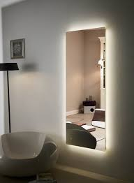 bathroom mirrors top backlit mirrors bathroom cool home design