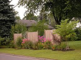 Creative Backyard Best Backyard Fence Ideas