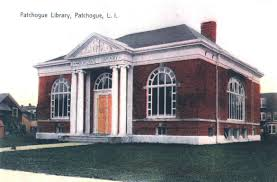 patchogue medford library history celia m hastings local
