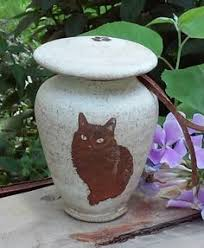 cat cremation brown wooden box cat urn with photo window large pet urns