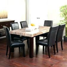 rustic kitchen table and chairs modern round dining table and chairs rustic modern round dining