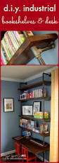 best 25 small boys bedrooms ideas on pinterest kids bedroom diy awesome tutorial for diy industrial shelves and desks by designer trapped in a lawyer s body industrial pipe shelves boys industrial bedroom
