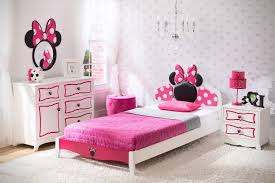 girls bedroom paint ideas colorful finish cherry wood bunk beds