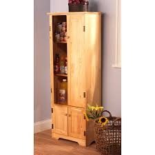 Kitchen Pantry Cabinets Mission Single Door Pantry Cabinet Hayneedle