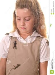 Grossed Out Meme - little girl grossed out by lizards stock image image of nature