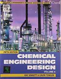 Coulson And Richardson Chemical Engineering Vol 6 Amazon Com Chemical Engineering Design Fourth Edition Chemical
