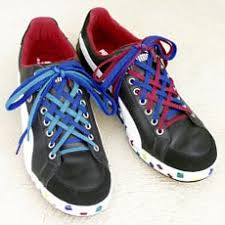 shoelace pattern for vans ian s shoelace site cool tools