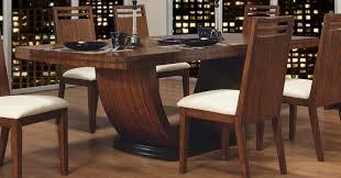 Pedestal Dining Table Homelegance Zebrano Pedestal Dining Table 1369 84