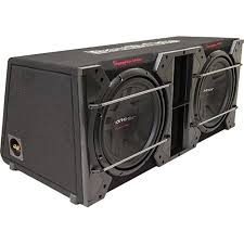 pioneer photo box pioneer 311s4db dual 12 inch subwoofer box enclosure 800w