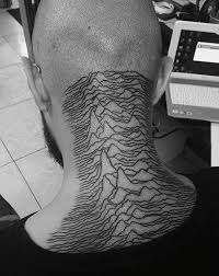 Tattoo Ideas For Back Of Neck 75 Line Tattoos For Men Minimal Designs With Bold Statements