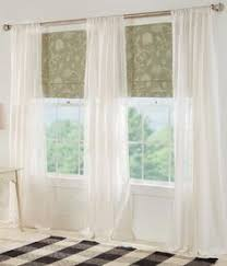 Country Curtains Roman Shades Classic Check Midnight Black And Cream Fabric Shower Curtain And