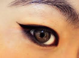 liquid eyeliner tutorial asian everyday makeup winged eyeliner tutorial asian eyes