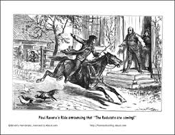paul revere s ride book paul revere american and not just for his midnight ride