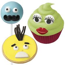 Where To Buy Candy Eyes Mustache Lips U0026 Teeth Candy Decorations Wilton