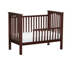 Crib And Toddler Bed Kendall Toddler Bed Conversion Kit Pottery Barn