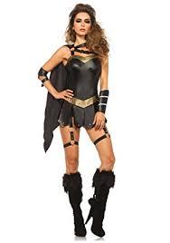 amazon warrior amazon com leg avenue women s dark warrior clothing